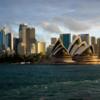 Sydney skyline.  Courtesy Corey Leopold via Flickr