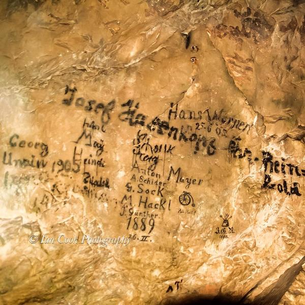 Lamprecht's Cave, Austria