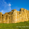 Harbottle Castle, Northumberland
