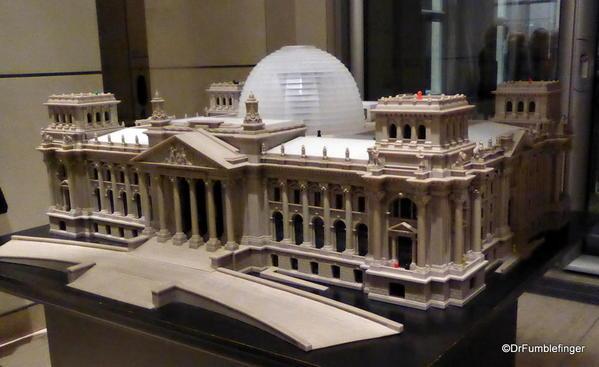 05 Reichstag Model