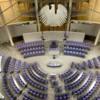 Reichstag plenary chamber