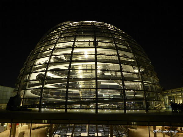 15 Reichstag dome