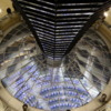 Reichstag dome.  Mirror complex