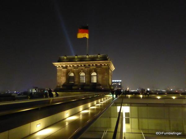 21 Reichstag viewing deck