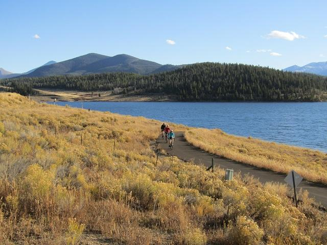 October 26 2016 dillon reservoir travelgumbo for Dillon reservoir fishing