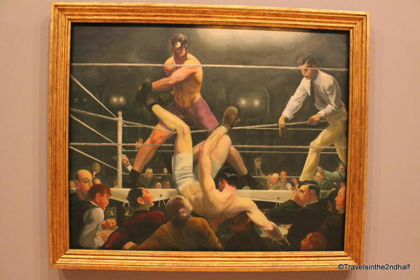 The life and works of george bellows a painter