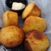 Sweet Potato Cornbread Muffins: Sweet Potato Cornbread Muffins