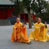 Wing Chun  Shi DeRu and Shi DeYang