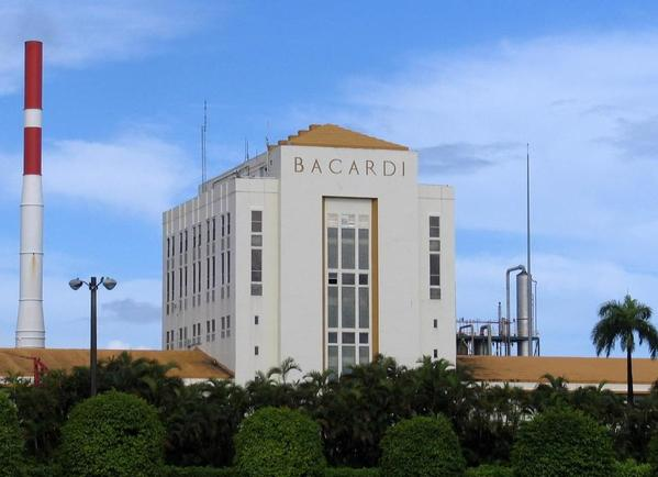 Bacardi Front