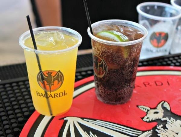 Bacardi-Drink