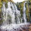 Swinner Gill Waterfalls and Lead Mine