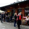 Krakow food tour.  Plac Nowy
