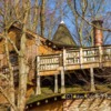 Alnwick Garden Tree House Northumberland