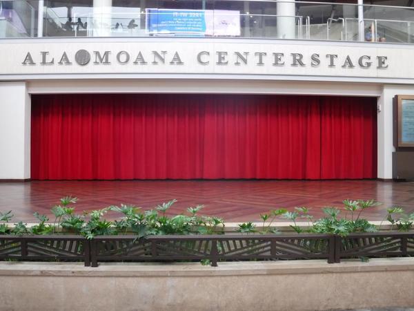 Ala Moana - Centerstage