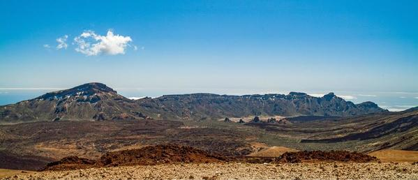Journey to the top of Mount Teide 2
