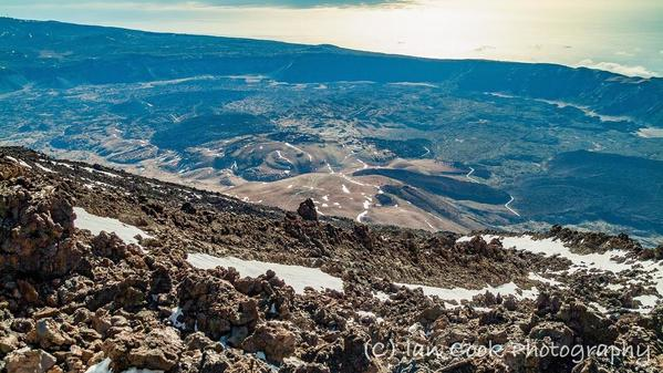 Journey to the top of Mount Teide 16