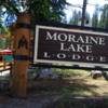Moraine Lake Lodge, Banff NP