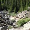 Moraine Lake Rockpile -- Banff National Park