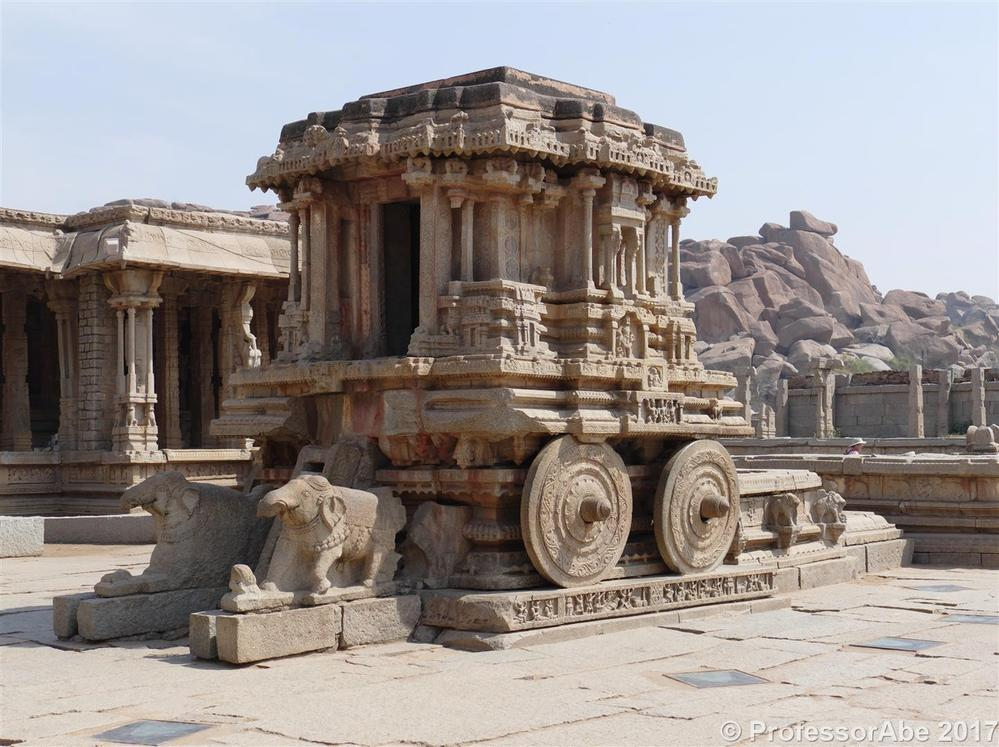 Journey through Karnataka: Hampi | TravelGumbo