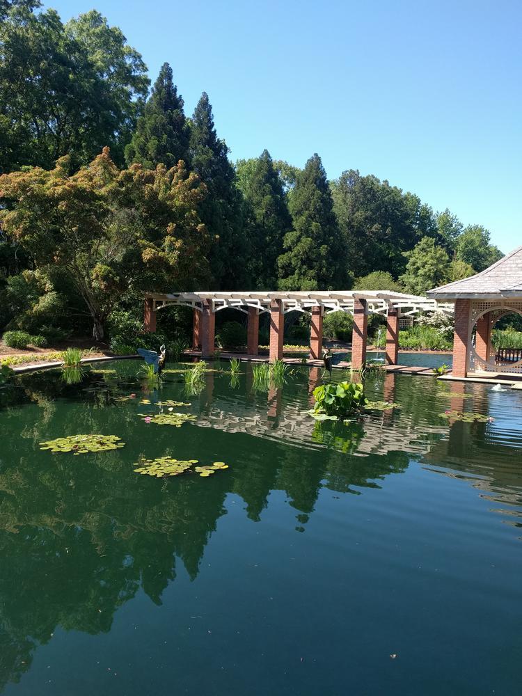 Huntsville botanical garden alabama travelgumbo - Huntsville botanical gardens hours ...