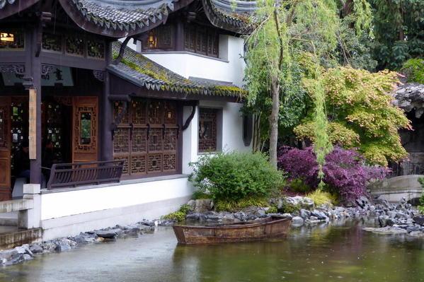Lan Su Chinese Garden Portland Oregon Travelgumbo