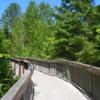 Ouimet Canyon Trail.