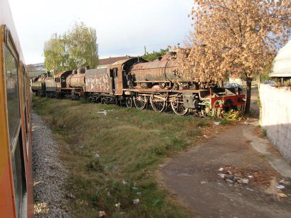 T23 old-train-serbia
