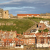 Whitby Abbey steps.