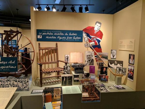 The Acadian Museum of Quebec in Bonaventure