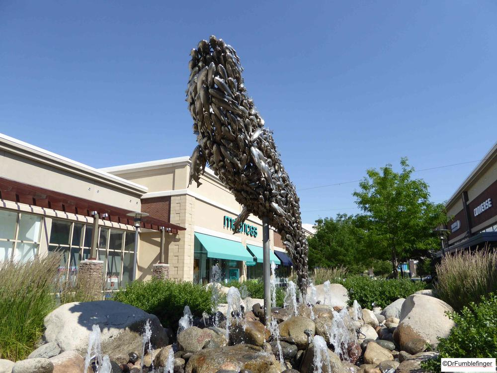 August 14 2017 school of fish sparks nevada travelgumbo for Fish store reno