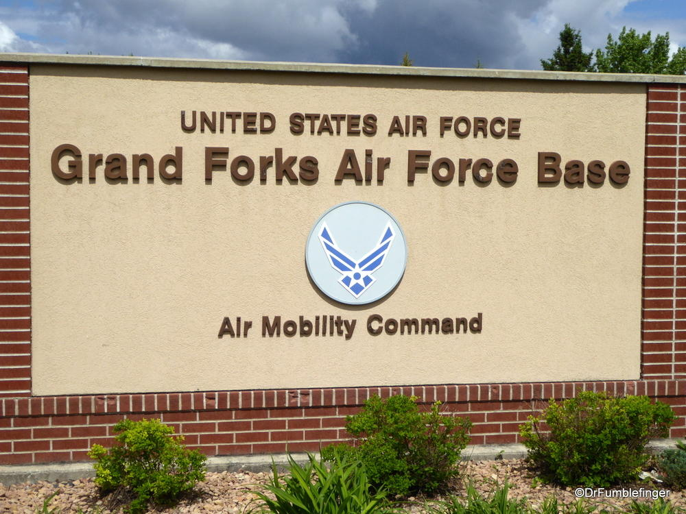 grand forks afb Buy grand forks air force base, north dakota: coin collecting - amazoncom free delivery possible on eligible purchases.