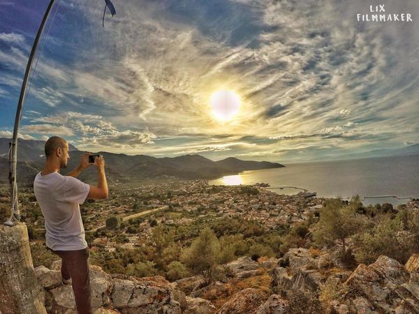 Limenas Thassos Grecia