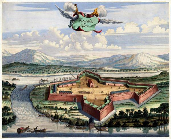 Antique_print_of_the_Batticaloa_Fort,_1672