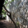 Interior side of the walls, Old Dutch Fort, Batticaloa