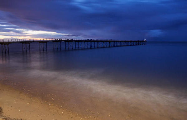 Beach and pier 11 1