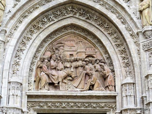 10 Seville Cathedral