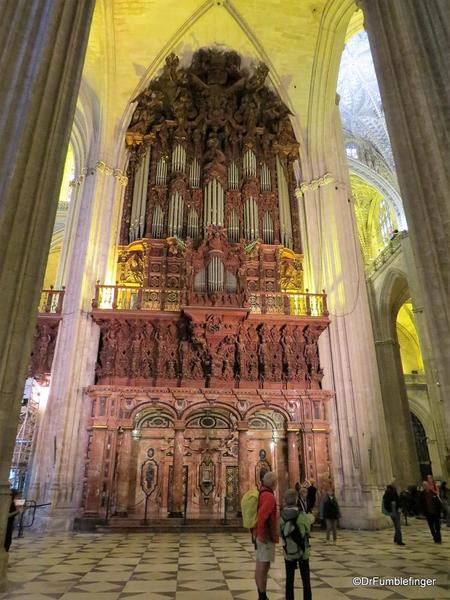 19Seville Cathedral