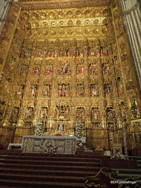 25 Seville Cathedral