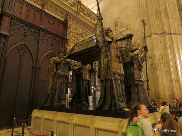 40 Seville Cathedral