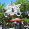 Tow Mater Towing and Salvage, Cars Land, Disney California Adventure Park