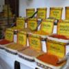Spice shop in Santa Cruz, Seville