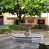 Plaza in Santa Cruz