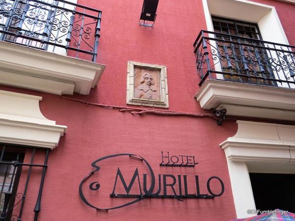 An Evening walk in Santa Cruz, Seville (72)