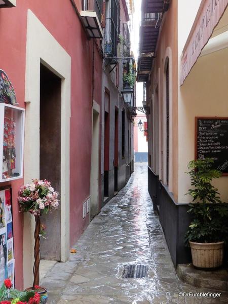 An Evening walk in Santa Cruz, Seville (74)