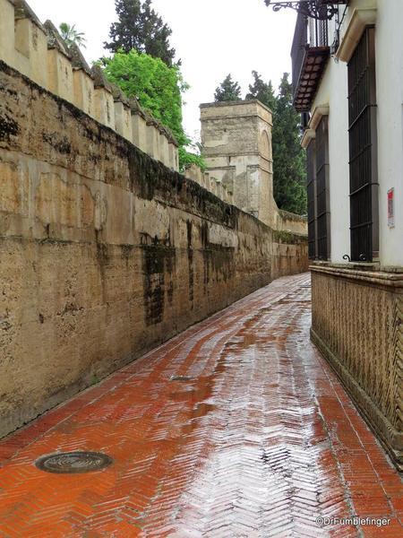 An Evening walk in Santa Cruz, Seville (77)