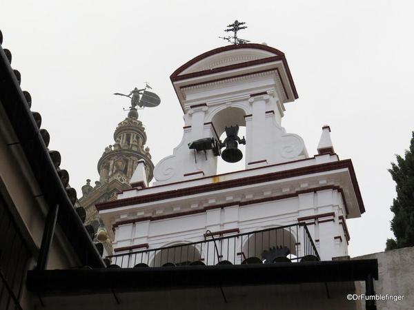 An Evening walk in Santa Cruz, Seville (134)