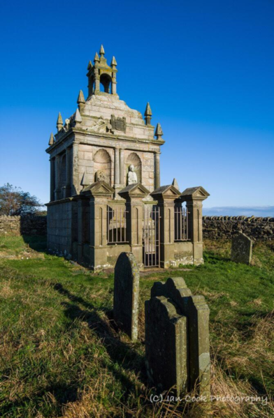 The Hopper Mausoleum and Church of St Andrew 09