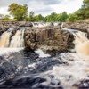 Low Force Waterfall, Tees Valley