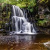 East Gill Falls, Swaledale, North Yorkshire