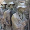 Franklin Delano Roosevelt (FDR) Memorial